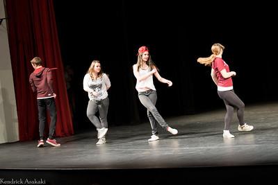 Willamette Dance Company - Nov. 15, 2016