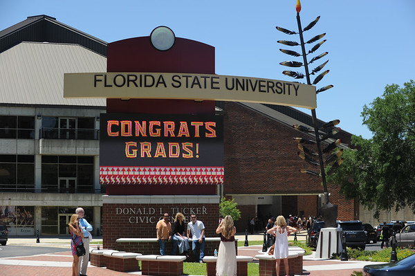 Gregs Graduation FSU