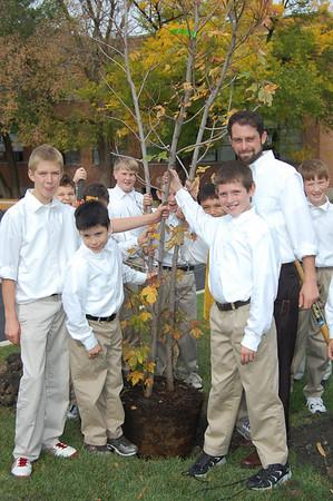 9.2010 Class of 2017 Tree