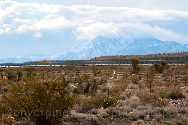 Hwy 15, Las Vegas to Death Valley.