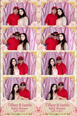 Tiffany & Justin's Baby Shower