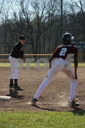 Jr. High Baseball 2007