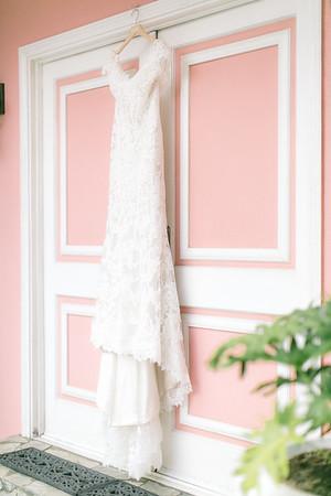 Yuko and Anthony's Wedding at Da Pink House