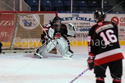 12-12-09 WJB vs Niagara Falls