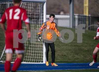 Juan Diego vs Bear River Boys Varsity Soccer