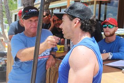 16th Annual Cline Mann Ko'olaupoko Paddleboard Race  7-18-2015