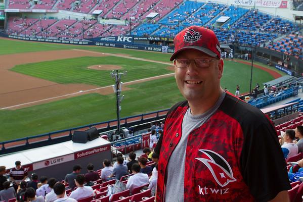 Korean Baseball in August 2016
