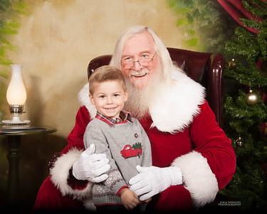 Santa Minis December 2018