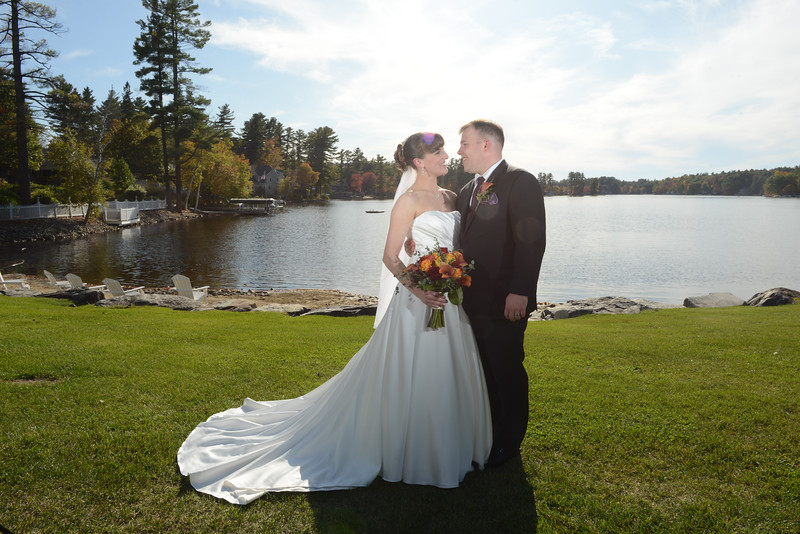 Emily and Andy Lautenschlager - October 13th 2019