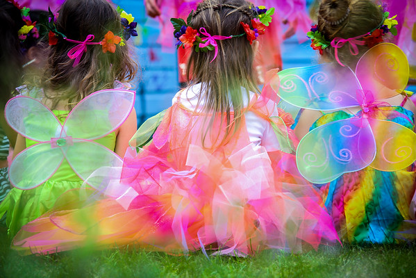 Flower Fairy Party