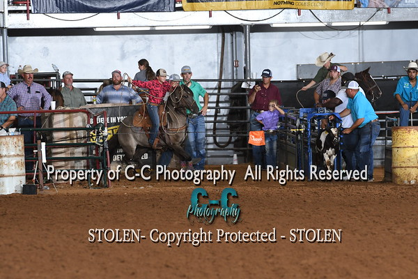 Rd 1  Joe Beaver Labor Day 2020 Glen Rose TX