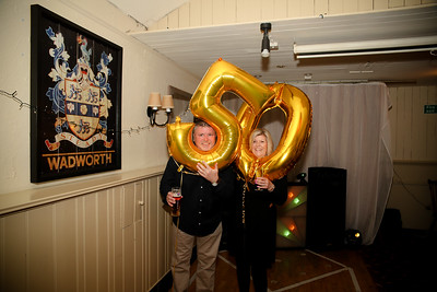 Pam & Grahams 50th Birthday Party