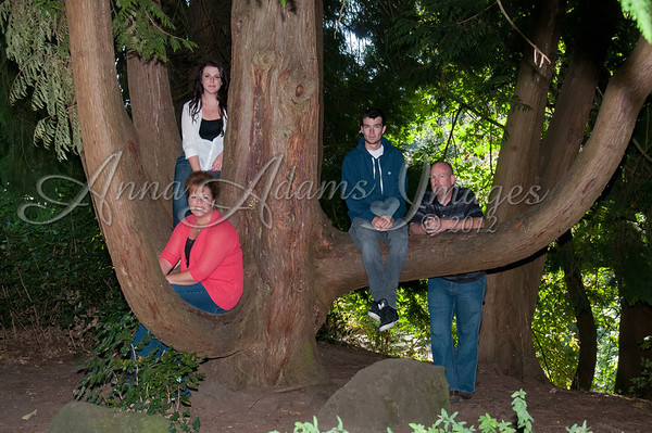 Lisa Smith Family ~ 2012