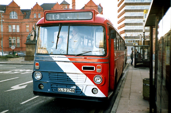 3rd January 1991: Southport, Ormskirk and St Helens