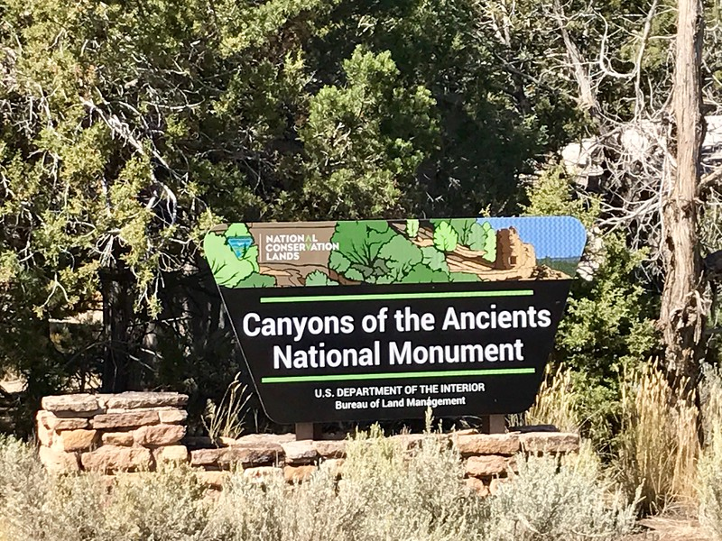 2017-09-18  Canyons of the Ancients National Monument, Colorado