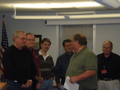 Dispatcher of the Year 1-20-09
