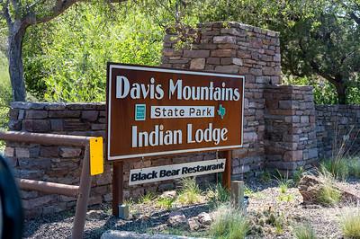 Davis Mts Indian Lodge June 2021