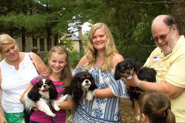 The Cavalier King Charles Reunion-MHF 9-18-16