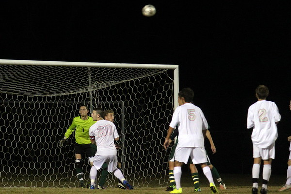 2012 Owensboro Catholic Boys Soccer