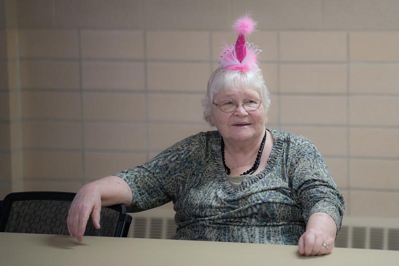 Myra is 80