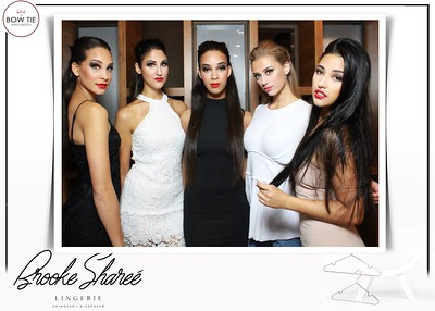 Brooke Sharee Lingerie Launch Party