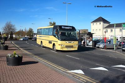 Portlaoise (Bus), 18-10-2018