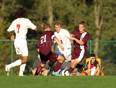 State College vs Red Land Boys Soccer