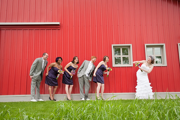 Gale Woods Farm Wedding