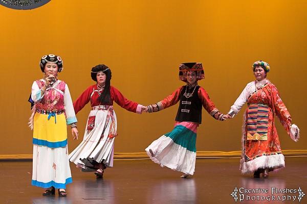 Folk Songs by Yu Hai Yang