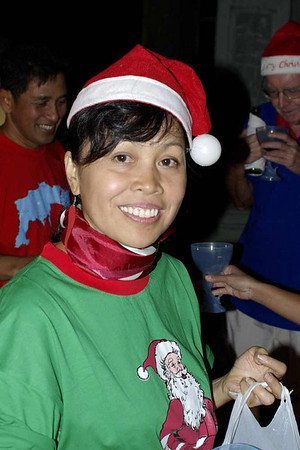 Harriettes Christmas Run 2007