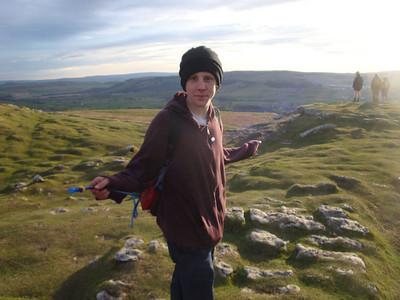 Yorkshire 3 Peaks Challenge in April.