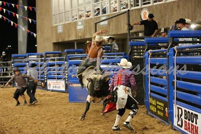 Bull Riding Friday 9-24-21
