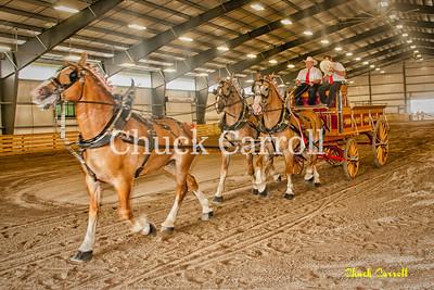 Grange Fair - Draft Horse Show - Thursday August 23, 2012