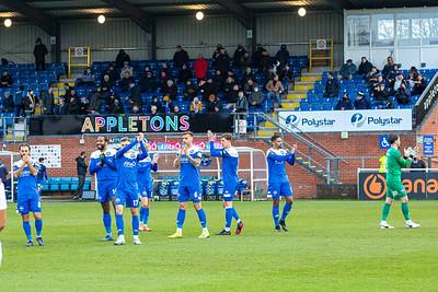 Eastleigh v Maidenhead Utd
