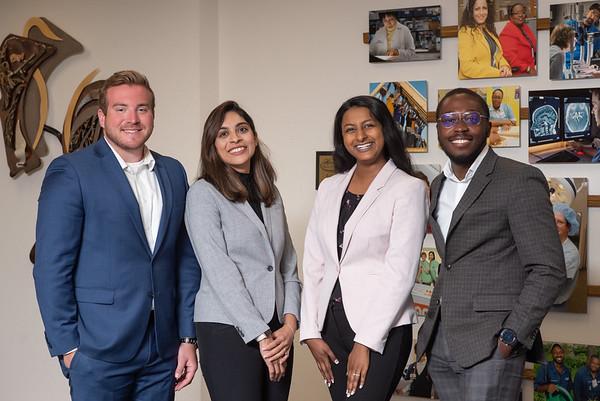 Administrative Fellows Graduates 2021