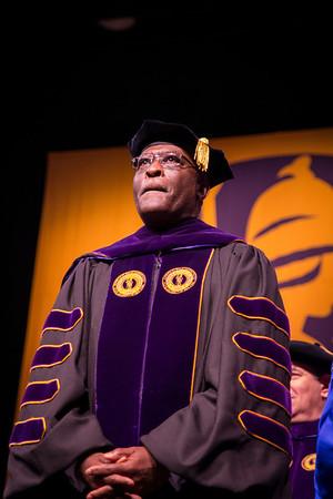 Inauguration of Dr. Robert J. Jones