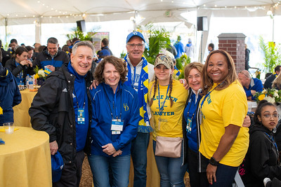 Homecoming Blue Hen Tailgate