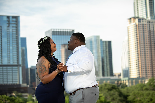 Mary & Jordan Engagement