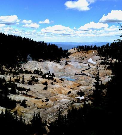 2014 — Lassen Volcanic National Park, CA