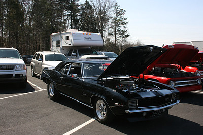 Bible Baptist Church Cruise-In - Burlington, NC - 03/30/2013