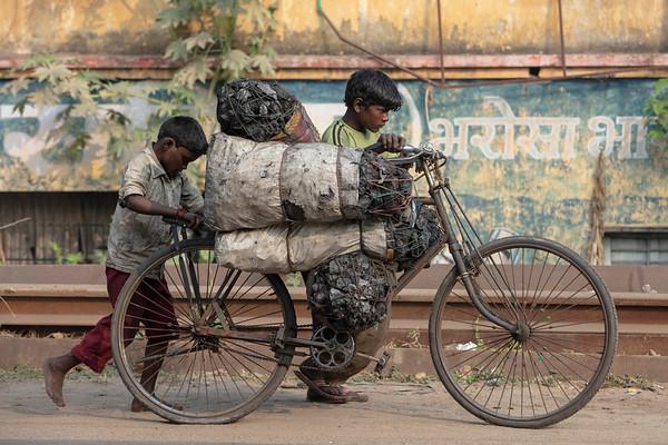 INDIA'S  BLACK MARKET COAL
