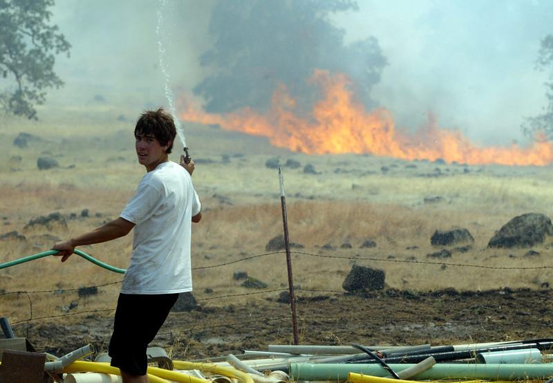 Canyon Oaks Fire