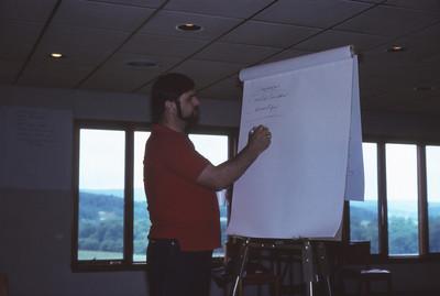 Men's Retreat 1984