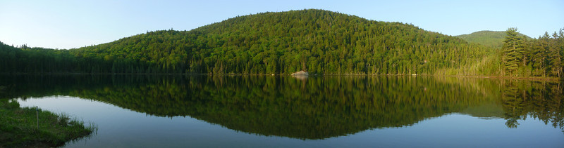 Lac Lauzon - Parc du mont Tremblant, Québec