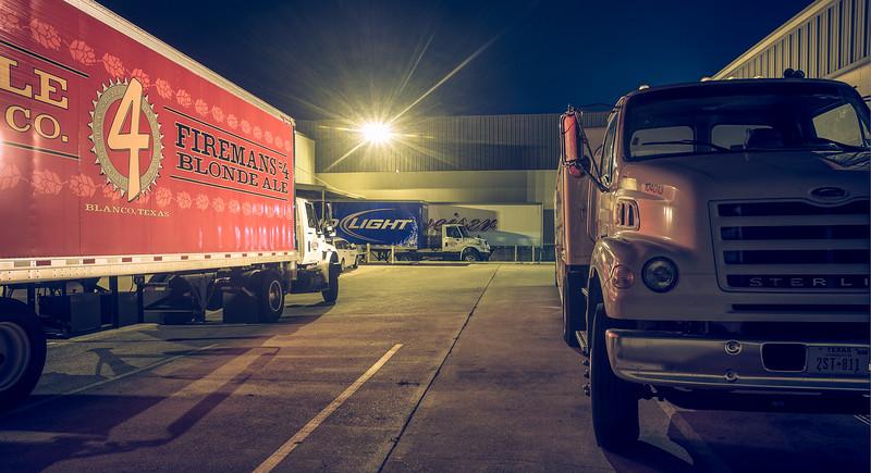 Beer Trucks