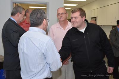 KofC Reception for Seminarian Bryan Fegley