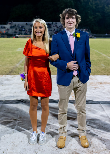 Broughton football vs Enloe. Homecoming. October 10, 2019. D4S_0382