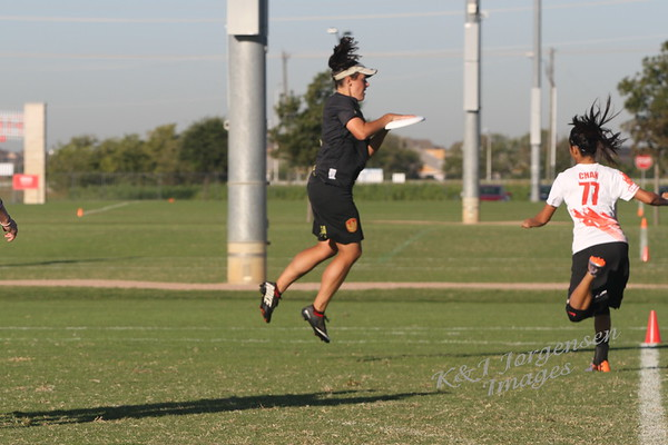 2014 USA Ultimate Club Nationals in Frisco TX