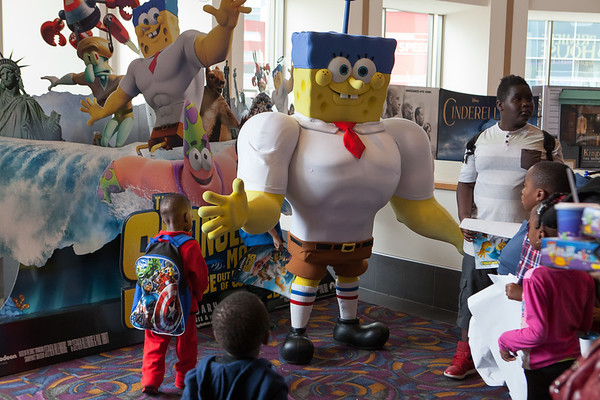 Spongebob Family Day 20150107