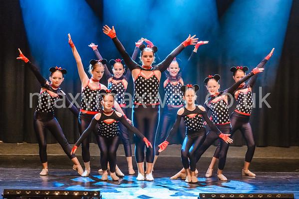 Finch School of Dancing - Burn It Up  (2018)